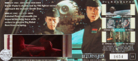 """""""Star Wars: Return of the Jedi"""" LE Imperial Forces Original Authentic 70MM Film Cel at PristineAuction.com"""