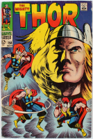 "Vintage 1977 ""Thor"" Issue #158 Marvel Comic Book at PristineAuction.com"