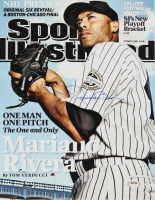 Mariano Rivera Signed Yankees 11x14 Photo (PSA COA) at PristineAuction.com
