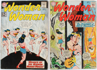 """Lot of (2) Vintage 1962 & 1963 """"Wonder Woman"""" Issues #134 & #141 DC Comic Books at PristineAuction.com"""