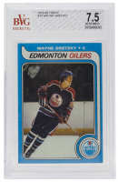 Wayne Gretzky 1979-80 Topps #18 RC (BVG 7.5) at PristineAuction.com
