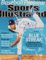 Clayton Kershaw Signed Rockies 11x14 Photo (PSA COA) at PristineAuction.com