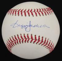 Reggie Jackson Signed OML Baseball (Beckett COA) at PristineAuction.com