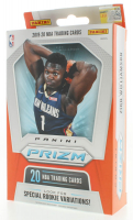 2019-20 Panini Prizm Basketball Hanger Box of (20) Cards at PristineAuction.com