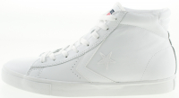 """Jerry West Signed Vintage Converse Basketball Shoe with Display Case Inscribed """"14x All Star"""" (PSA COA) at PristineAuction.com"""