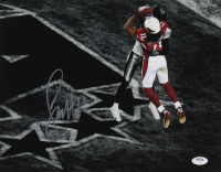Larry Fitzgerald Jr. Signed Cardinals 11x14 Photo (PSA COA) at PristineAuction.com