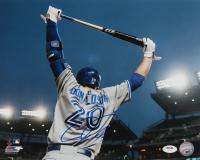 Josh Donaldson Signed Astros 11x14 Photo (PSA COA) at PristineAuction.com