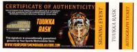 Tuukka Rask Signed Game-Used Warrior Goalie Stick (Rask COA) at PristineAuction.com