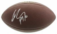 Christian McCaffrey Signed NFL Football (Beckett COA) at PristineAuction.com