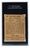 Honus Wagner 1940 Play Ball #168 CO (SGC 7) at PristineAuction.com