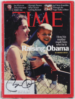 Barack Obama Signed 2008 Time Magazine (JSA ALOA) at PristineAuction.com