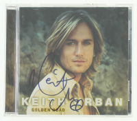 """Keith Urban Signed """"Golden Road"""" CD Album Cover (Beckett COA) at PristineAuction.com"""