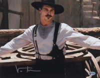 "Val Kilmer Signed ""Tombstone"" 11x14 Photo (Beckett COA) at PristineAuction.com"