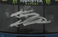Kasey Kahne LE Signed #95 WRL Construction 2018 Camaro ZL1 ELITE 1:24 Die Cast Car (RCCA COA) at PristineAuction.com