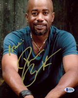 Darius Rucker Signed 8x10 Photo (Beckett COA) at PristineAuction.com