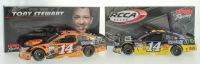 Lot of (2) Tony Stewart LE 2014 1:24 Die Cast Cars with #14 Bass Pro Shop SS & #14 Code 3 Associates SS at PristineAuction.com