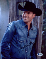 Clay Walker Signed 8x10 Photo (Beckett COA) at PristineAuction.com