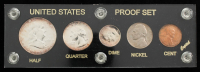1951 United States Proof Set (Toned) at PristineAuction.com