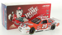 Tony Stewart LE #20 Home Depot / Coca-Cola Polar Bear 2001 Grand Prix 1:24 Scale Diecast Car at PristineAuction.com