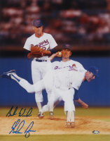"""Nolan Ryan Signed Rangers 11x14 Photo Inscribed """"Best Wishes"""" (Ryan Hologram) at PristineAuction.com"""