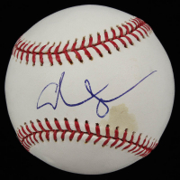 Adam Sandler Signed OML Baseball (JSA COA) at PristineAuction.com