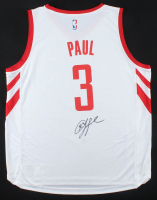Chris Paul Signed Rockets Jersey (Steiner Hologram) at PristineAuction.com