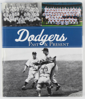 "Sandy Koufax Signed ""Dodgers Past & Present"" Hard-Cover Book (JSA COA) at PristineAuction.com"
