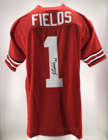 Justin Fields Signed Jersey (JSA COA) at PristineAuction.com