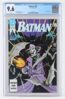 "1990 ""Batman"" Issue #451 DC Comic Book (CGC 9.6) at PristineAuction.com"