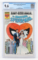 """1987 """"The Amazing Spider-Man"""" Issue #21 Marvel Comic Book (CGC 9.6) at PristineAuction.com"""