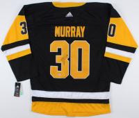 Matt Murray Signed Penguins Jersey (Beckett COA) at PristineAuction.com