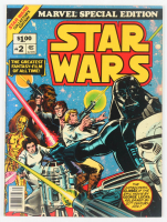 "1977 ""Marvel Special Edition: Star Wars"" Issue #2 Marvel Comic Book at PristineAuction.com"