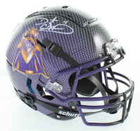 Daunte Culpepper Signed Full-Size Authentic On-Field Hydro-Dipped F7 Helmet (JSA COA) at PristineAuction.com