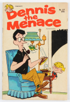 "Vintage 1971 ""Dennis the Menace"" Issue #115 Fawcett Comic Book at PristineAuction.com"