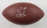 Saquon Barkley Signed NFL Football (PSA COA) at PristineAuction.com