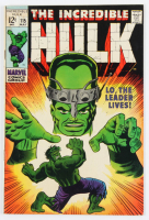 "Vintage 1969 ""The Incredible Hulk"" Issue #115 Marvel Comic Book at PristineAuction.com"