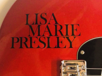 Lisa Marie Presley Signed Full-Size Electric Guitar (JSA COA) at PristineAuction.com