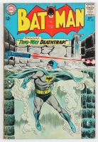 "Vintage 1964 ""Batman"" Issue #166 DC Comic Book at PristineAuction.com"