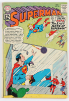 "Vintage 1962 ""Superman"" Issue #156 DC Comic Book at PristineAuction.com"