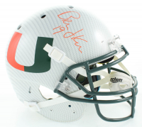 Bernie Kosar Signed Full-Size Authentic On-Field Hydro Dipped Helmet (Beckett COA) at PristineAuction.com