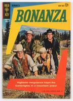 "Vintage 1963 ""Bonanza"" Issue #2 Gold Key Comic Book at PristineAuction.com"