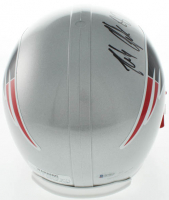 Rob Gronkowski Signed Patriots Full-Size Helmet (Beckett COA) at PristineAuction.com