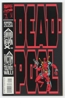 "1993 ""Deadpool"" First Issue Marvel Comic Book at PristineAuction.com"