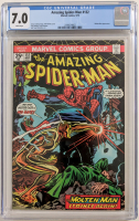 "1974 ""The Amazing Spider-Man"" Issue #132 Marvel Comic Book (CGC 7.0) at PristineAuction.com"