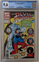 "1993 ""The Silver Surfer Annual"" Issue #6 Marvel Comic Book (CGC 9.6) at PristineAuction.com"