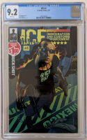 "2011 ""I.C.E."" Issue #1 12 Gauge Comic Book (CGC 9.2) at PristineAuction.com"
