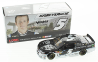Kasey Kahne Signed LE #5 Time Warner Cable 2013 SS 1:24 Diecast Car with Display Case (JSA COA) at PristineAuction.com