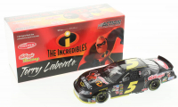 Terry Labonte Signed LE #5 Kellog's / The incredibles 2004 Monte Carlo 1:24 Diecast Car with Display Case (JSA COA) at PristineAuction.com