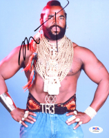 Mr. T Signed 8x10 Photo (PSA COA) at PristineAuction.com