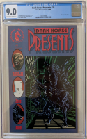 "1989 ""Dark Horse Presents"" Issue #34 Marvel Comic Book (CGC 9.0) at PristineAuction.com"